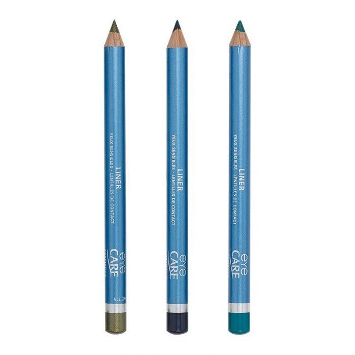 creion contur ochi alergici