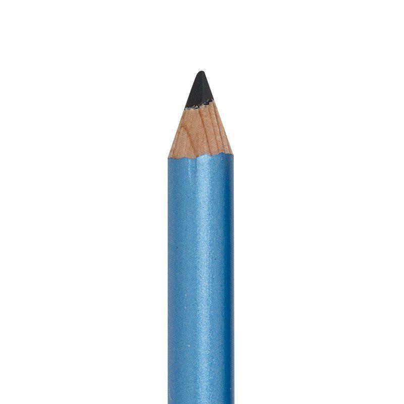 creion contur ochi negru